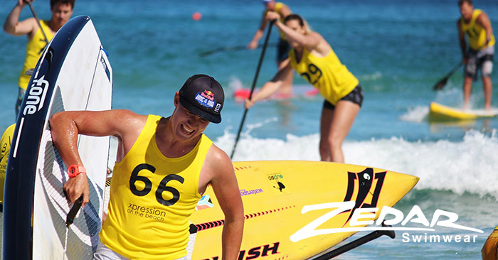 What It's Like to Do a Triathlon … With Stand Up Paddleboard