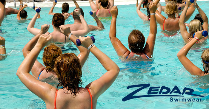 7 Water Exercise Routines