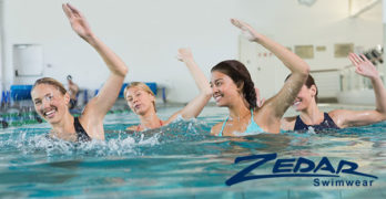 Top 10 Exercises to get fit in Water