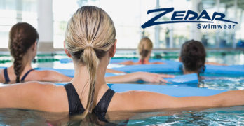 Water Aerobics and Water Fitness Exercises