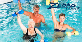 Get in the Water to Lose Fat with Water Aerobics!