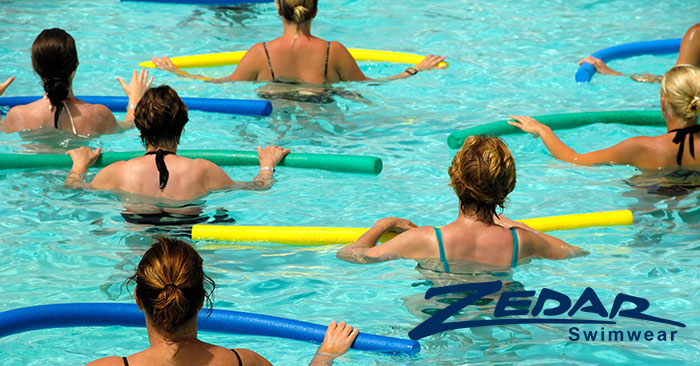 Benefits of Water Aerobics